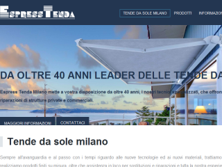 Tende da sole Milano