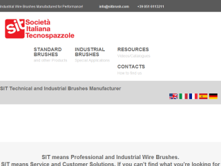 Spazzole Industriali Sit