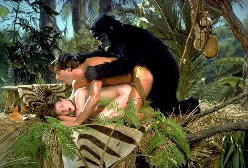 Adamo Eva e il gorilla ;-)