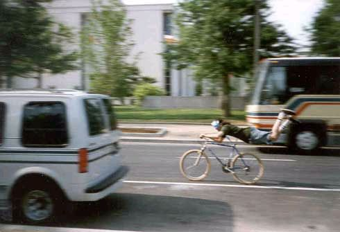 Ciclista volante