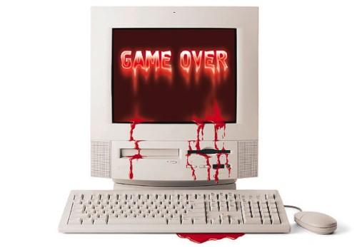 GAME OVER Quando il gioco uccide
