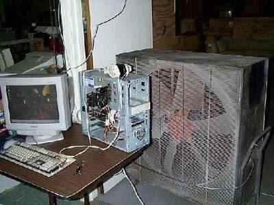 Sistema di raffreddamento per PC