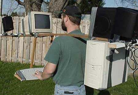 Quando il computer è veramente portatile