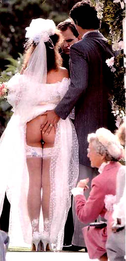 Sposa sexy