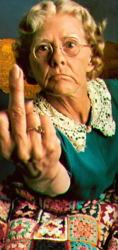 Nonnina dispettosa