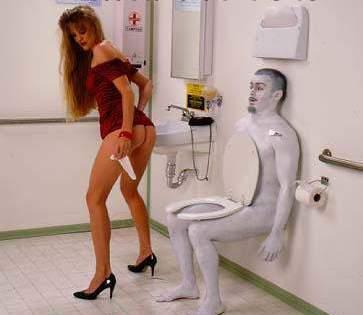 No commet. Nuovo modello di bagno per signore