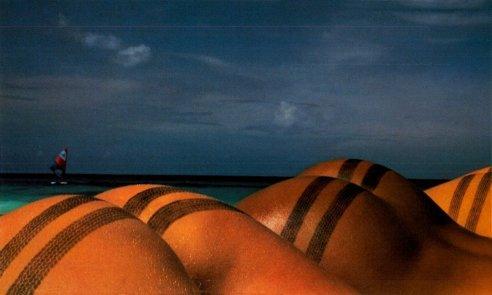 Miraggio ? O dune di sabbia