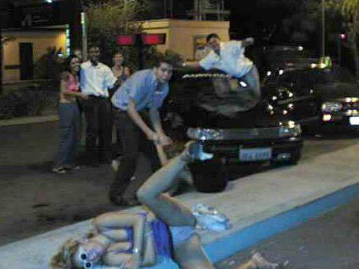 Effetti collaterali dell'alcool