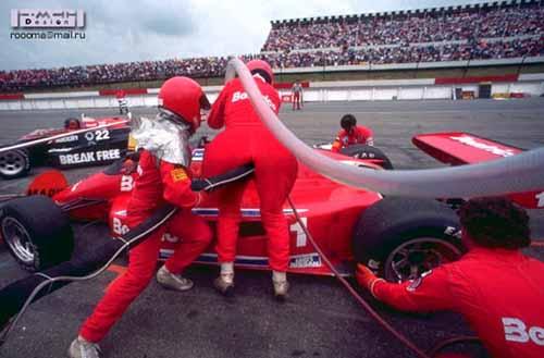 Pit stop formula1. ma cosa fa ???
