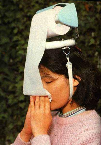 Un' invenzione utilie in cazso di forte raffreddore