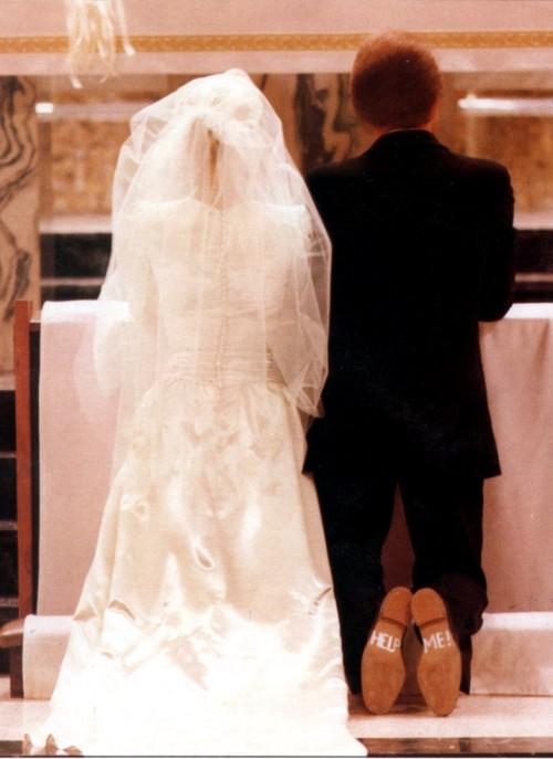 Giovane sposo chiede aiuto !!!