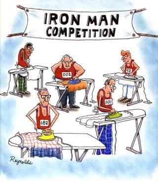 Competizione degli uomini di ferro