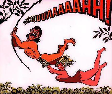 Il segreto dell'urlo di Tarzan
