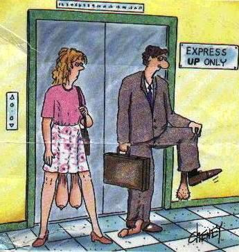 Effetti collaterali sull' ascensore